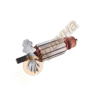 Котва - ротор за отрезна машина Makita 518729-9 2414B, 2414N