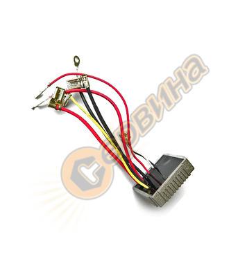 Блок електронен за ъглошлайф Makita 620243-4 GA452, BGA452,