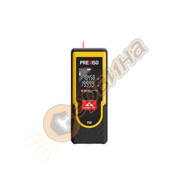 Лазерна ролетка 20м   HGS PREXISO P20