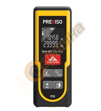 Лазерна ролетка 30м   HGS PREXISO P30