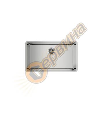 Подплотова иноксова мивка Teka BE LINEA 710/400 - за шкаф съ