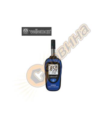 Комбиниран термо и хидрометър  Velleman DEM500 VEL DEM500