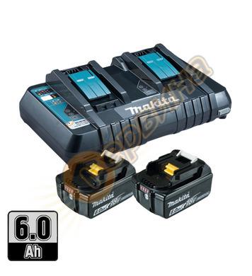 Акумулаторен комплект батерии Makita 199484-8 - 18V/6.0Ah Li