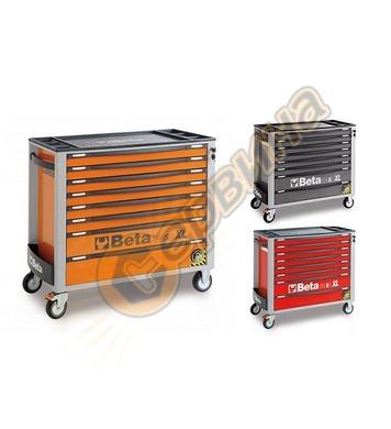 Сервизна количка за инструменти с 8 чекмеджета Beta C24SA-XL