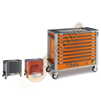 Сервизна количка за инструменти с 9 чекмеджета 2400S-O9/E-XL