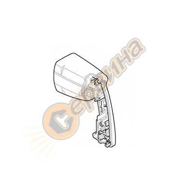 Корпус за перфоратор Makita 415415-2 HR2400