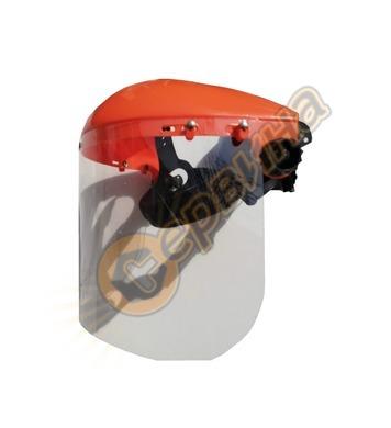 Предпазна маска-щит от поликарбонат Decorex RTY019 33345-2 -