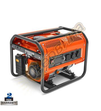Бензинов генератор Husqvarna G2500P 967665005 - 2 kW