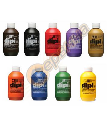 Dipi Color JUB 0,100гр.- охра оцветител за интериорни бои