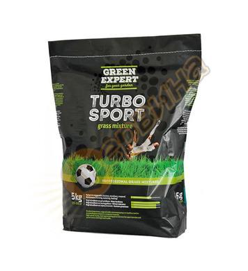 Тревна смеска Green Expert Турбо спорт 2602 - 5 кг