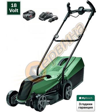 Акумулаторна косачка за трева Bosch CitiMower 18 06008B9A00