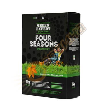 Тревна смеска Green Expert 4 сезона 2606 - 1 кг