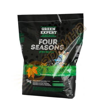 Тревна смеска Green Expert 4 сезона 2607 - 5 кг
