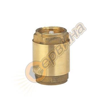 Месингов възвратен клапан с резба 1