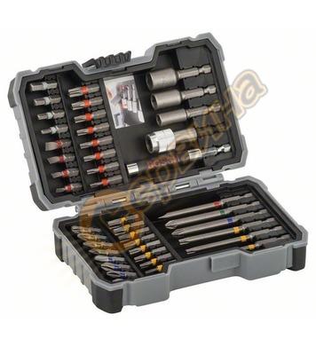 Комплект накрайници и вложки Bosch 2607017164 - 43 части