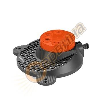 Разпръсквач за напояване кръгов секторен 100 м2 Gardena Clas