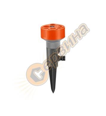 Разпръсквач за напояване 100м2 Gardena Classic 4 Pattern 020