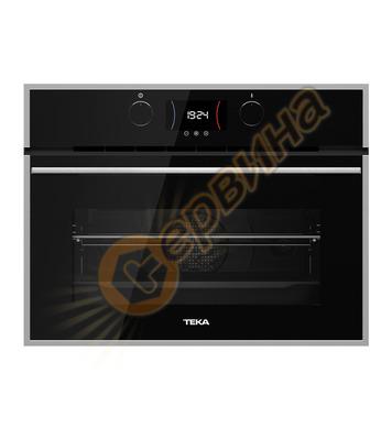 Компактна мултифункционална фурна Teka HLC 840 ЧЕРНА - с 10