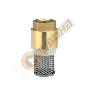 Месингов смукателен клапан 1