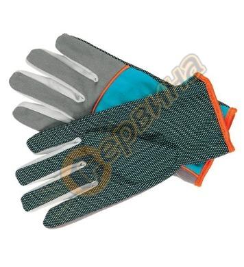 Ръкавици градински с PVC пъпки Gardena 00201-20