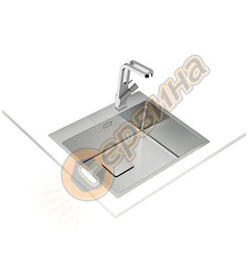 Иноксова мивка за вграждане Teka FORLINEA RS15 50.40 гладка