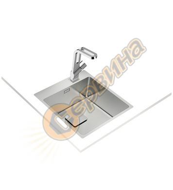 Иноксова мивка за вграждане Teka FORLINEA RS15 40.40 гладка