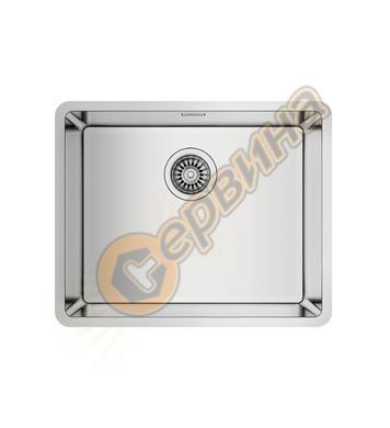Подплотова иноксова мивка Teka BE LINEA RS15 50.40 за шкаф с