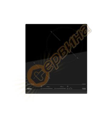 Индукционен плот Teka IZC 42300с 2 зони, iCooking функции 11