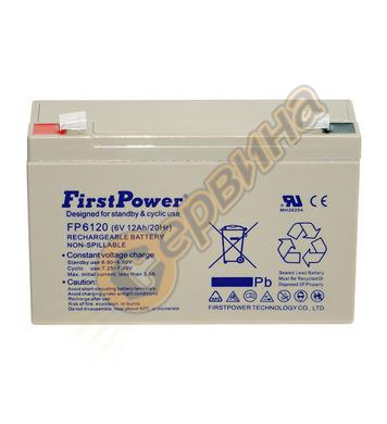 Акумулатор UPS Vrla FirstPower FP6120 - 6V/12Ah