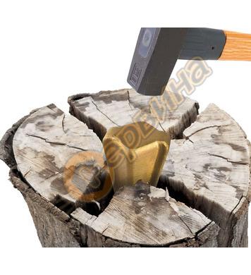 Клин за цепене на дърва Dema - метален 175 мм 22061