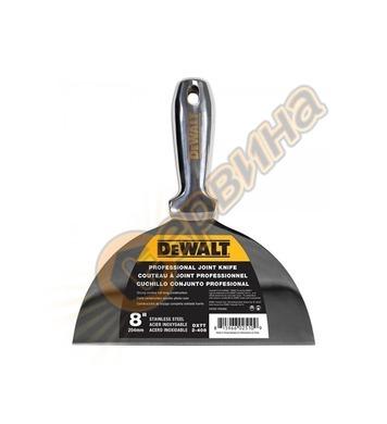 Шпакла със заварена дръжка DeWalt DXTT-2-408 - 203мм