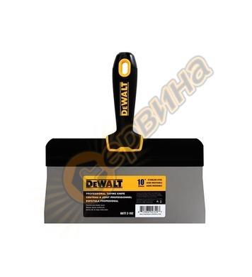 Шпакла висока с гумирана дръжка DeWalt DXTT-2-192 - 254мм