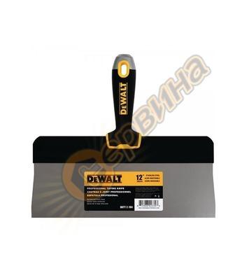 Шпакла висока с гумирана дръжка DeWalt DXTT-2-194 - 305мм