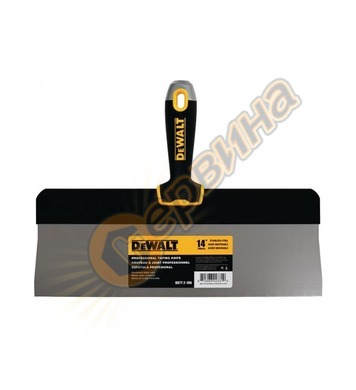 Шпакла висока с гумирана дръжка DeWalt DXTT-2-196 - 356мм