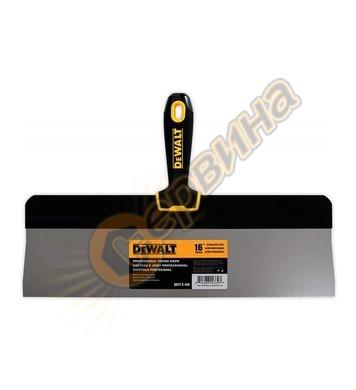 Шпакла висока с гумирана дръжка DeWalt DXTT-2-198 - 406мм