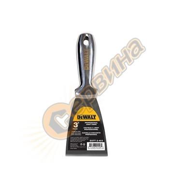 Шпакла със заварена дръжка DeWalt DXTT-2-403 - 76мм