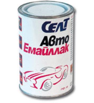 Авто емайллак Селт Гоби ОРАНЖ 1025 х 1л