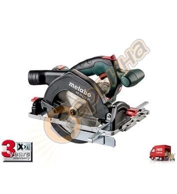 Акумулаторен циркуляр Metabo KS 18 LTX 57 601857890 - 18V