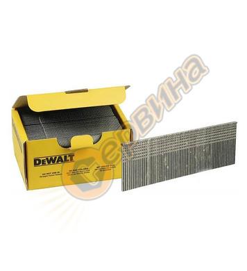Галванизирани пирони за такер DeWalt DNBT1850GZ - 1.25х50мм