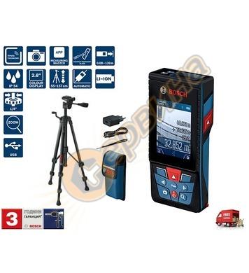 Лазерна ролетка Bosch GLM 120 С 0601072F01 - 120м