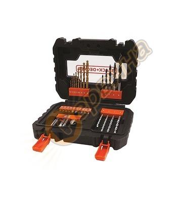 Kомплект накрайници и свредла Black&Decker A7233 - 31бр.