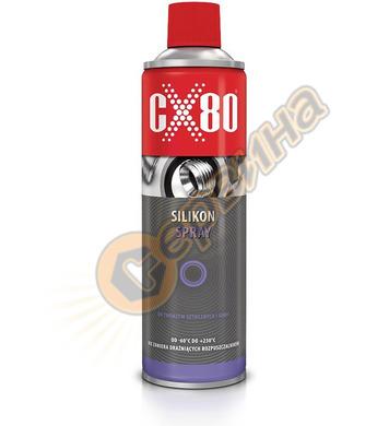 Смазка CX80 силиконова 500мл CX237