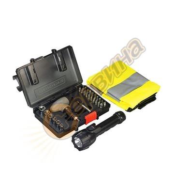 Комплект накрайници и аксесоари Black&Decker A7224 - 30части