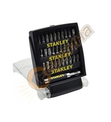 Комплект накрайници Stanley STA7122 - 31 части