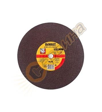 Диск за рязане на метал DeWalt DT3450-QZ - 355х25.4мм