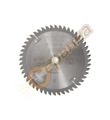 Циркулярен диск DeWalt DT4092-QZ - 184x16.0мм