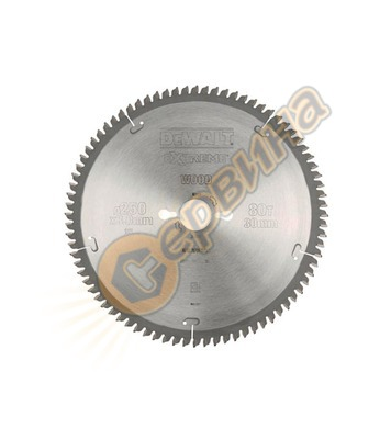 Циркулярен диск за дърво DeWalt DT4287-QZ - 250x30.0мм