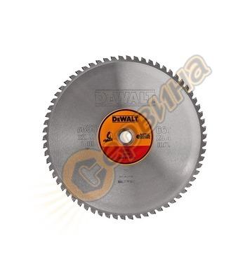 Диск за рязане на стомана DeWalt DT1926 - 355x25.4мм