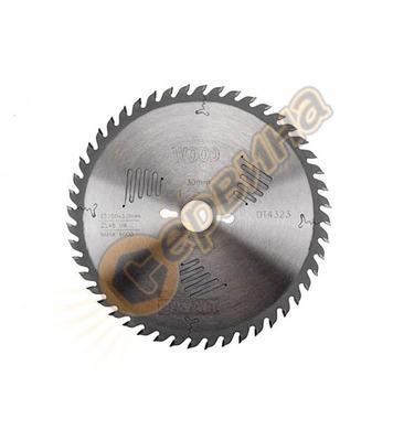 Циркулярен диск за дърво DeWalt DT4323-QZ - 250x30.0мм
