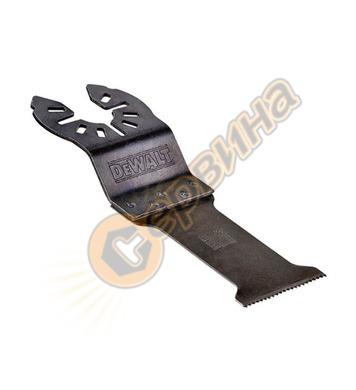 Нож за мултифункционален инструмент за дърво и метал DeWalt